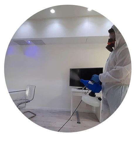 servicii dezinfectie prin nebulizare anticovid